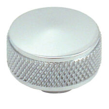 Spectre 1758 Knurled Grip Chrome Billet Air Cleaner Wing Nut, Small