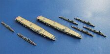 Fujimi 1/3000 collect warship series No.4 Fifth Carrier Division aircraft c