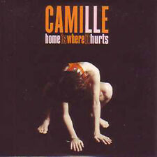 ☆ CD Single CAMILLE Home is where it hurts Promo 2-Tr ☆