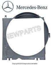 Mercedec W210 E430 Fan Shroud Between Radiator & Engine 2105052555 Genuine