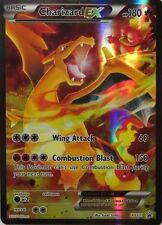 POKEMON CARD XY GENERATIONS CHARIZARD EX XY121 PROMO RARE SHINY TCG NEW
