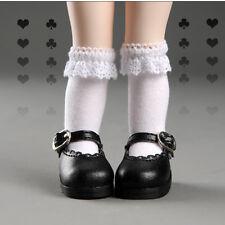 Dollmore 1/6 BJD YOSD Dear Doll Size - Lolo Cut Shoes (Black) LAST