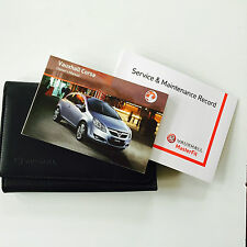 VAUXHALL CORSA D SERVICE BOOK HANDBOOK & WALLET PACK 2006 TO 2010 NEW