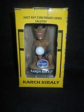 Karch Kiraly Mini Beach Volleyball Bobblehead, 3-time Olympic Gold Medalist, AVP