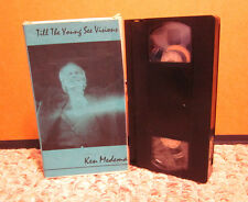 KEN MEDEMA Till Young See Visions VHS music therapy 1990 Michigan Christian