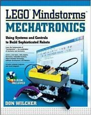 LEGO Mindstorms Mechatronics : Using Systems and Controls to Build...