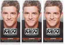 Just For Men Original Formula HairColor, Ash Brown H-20 (3 Pack)