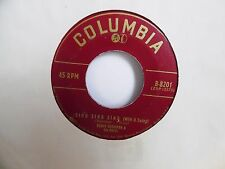 Vintage 45 Record Benny Goodman Sing, Sing, Sing A&B Columbia Label ~VGCC~