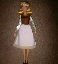 Disney Store Singing Princess Cinderella Maid Doll. RARE