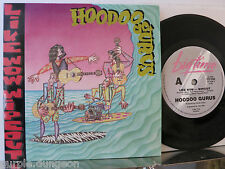 "HOODOO GURUS - LIKE WOW-WIPEOUT  7"" Single  BIG TIME RECORDS"