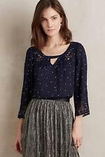 New Anthropologie Teni Blouse Sz 0 Size (XS)  NIP Top by  by Maeve
