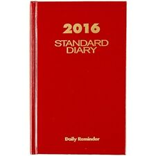 At-A-Glance 2016 Standard Diary Daily Reminder - SD38513
