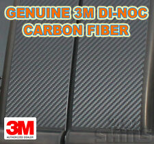 FORD F150 FX4 Carbon Fiber 3M DI-NOC Pillar SuperCrew Cover Vinyl Raptor 04-13