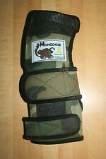 "Mongoose ""Lifter"" Bowling Wrist Band Support, LRLC Right Hand, Large Camo"