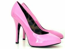 DOLCE & GABBANA PUMPS HIGH HEELS PATENT LEATHER PINK GR:40 NEU !!!