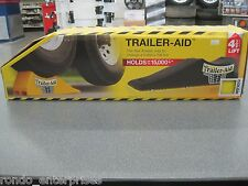"Trailer-Aid 4-1/2"" yellow lift - holds up to 15000 lbs"