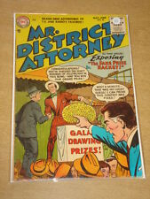 MR DISTRICT ATTORNEY #45 VG (4.0) DC COMICS MAY 1955 **