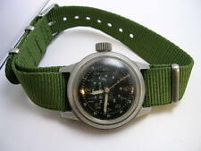WW2 era Bulova military men's watch, type A17A, MIL-W-6433A