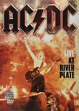 AC/DC - LIVE AT  RIVER PLATE  - Region Free DVD - Sealed