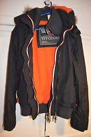 genuine SUPERDRY size XL windbomber jacket