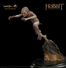 WETA THE HOBBIT: AN UNEXPECTED JOURNEY GOLLUM IN WUT / ENRAGED 1:6 RESIN STATUE