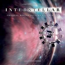 INTERSTELLAR SOUNDTRACK HANS ZIMMER NEW SEALED DOUBLE 180G VINYL LP IN STOCK