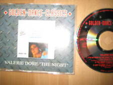 Maxi CD Valerie Dore The Night Megamix Italo Disco Eurobeat its so easy get clos