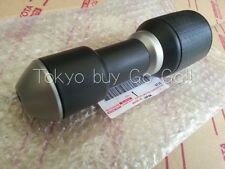 Toyota FJ Cruiser Silver & Black Gray Shift Knob NEW Genuine OEM Parts