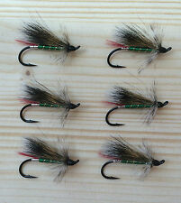 Grizzly King Atlantic Salmon Flies - 6 Fly MULTI-PACK - Sizes 4, 6 and 8
