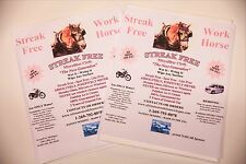 "Ultimate Streak Free ""Work Horse"" Microfiber Cleaning Cloth (7 Pack)"