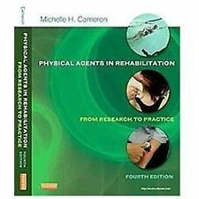 Physical Agents in Rehabilitation: From Research to Practice, 4e Cameron