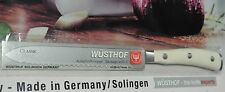 Wusthof  classic ikon sausage knife creme color PEtec #4126-0/14cm 5''