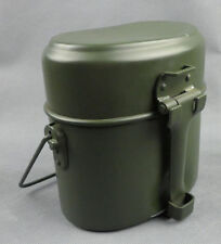 WWII WW2  GERMAN MILITARY ARMY M31 MESS TIN CANTEEN NEW -