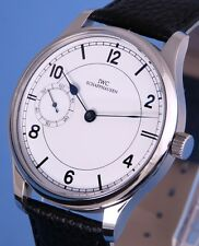 IWC  SCHAFFHAUSEN  1A CHRONOMETER  1922  MOVEMENT CAL 73  PORTUGIESER HIGH GRADE