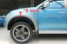 Mitsubishi L200 Triton 05-12 ML MN Shinny  Fender Flares Wheel Arches 6 Workmate