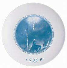 Banpresto Ichiban Kuji Fate/Zero Stay Night Prize E Art Plate Dish Display Saber