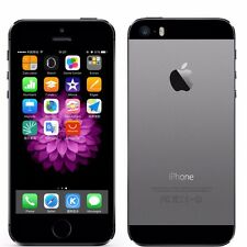 Apple iPhone 5s -64GB - Space Grey (Desbloqueado) Smartphone Móviles libres LTE