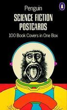 Penguin Science Fiction Postcards : 100 Book Covers in One Box (2015, Novelty...