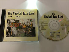 The Newhall Jazz Band - First Take - Rare 1996 CD