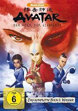 AVATAR - BUCH 1: WASSER, KOMPLETT AMARAY  5 DVD NEU
