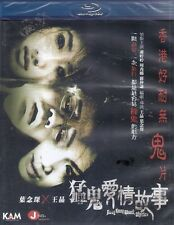 Hong Kong Ghost Stories Blu Ray Jennifer Tse Him Law Chrissie Chau NEW Eng Sub
