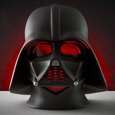 Lampada Maschera DARTH VADER 3D LED Lampada da Tavolo Star Wars