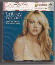 "BRITNEY SPEARS ""DON'T LET ME BE THE LAST TO KNOW"" JAPAN 7-TRACK CD SINGLE *NEW"""