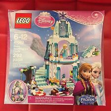 LEGO 41062 Disney Princess Frozen Elsa's Sparkling Ice Castle New Sealed