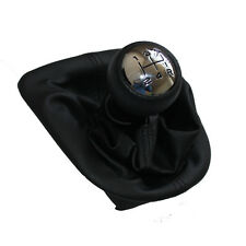 5 Speed Gear Shift Knob For PEUGEOT 207 307 308 607 608 CITROEN C3 C4 C5 XSARA