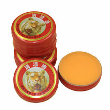 3P Tiger Essential Balm Oil QingLiangYou Headaches Carsickness Itching Relief C