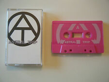 ASTRAL TRIP SELF TITLED PINK CASSETTE TAPE EP GARAGE ROCK NU-DISCO HOUSE