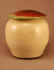 RAKU Unique Ceramic Pet Funeral Cremation Urn #P006
