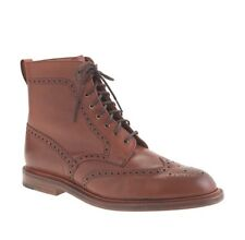 J.Crew Alfred Sargent Brogue Boots, 12. Retail $550