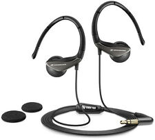 Sennheiser OMX 185 Flexible Earhooks Earphones Volume Control